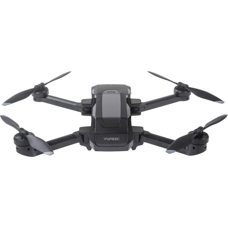 Yuneec - Mantis Q Drone with Remote Controller - Black