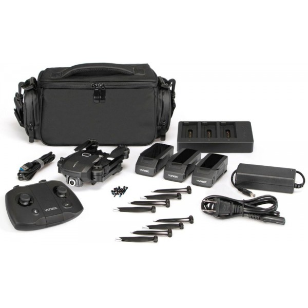 Yuneec - Mantis Q X-Pack Bundle Drone with Remote ...