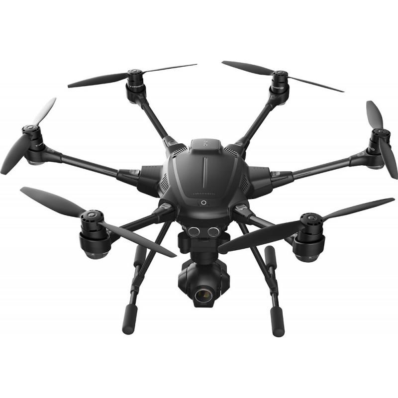 Yuneec - Typhoon H Hexacopter - Black